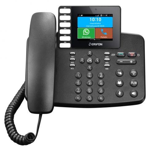 GSM-, digitaali- ja analogiset puhelimet sekä lisävarusteet